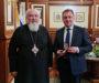 Митрополит Кирилл поздравил главу Ставрополя с юбилеем
