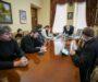 Митрополит Кирилл возглавил совещание, посвященное празднованию Дня крещения Руси