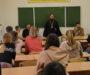 Священнослужители встретились с учащимися университета