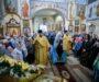 Митрополит Кирилл совершил Божественную литургию в храме святого благоверного князя Александра Невского г. Ставрополя