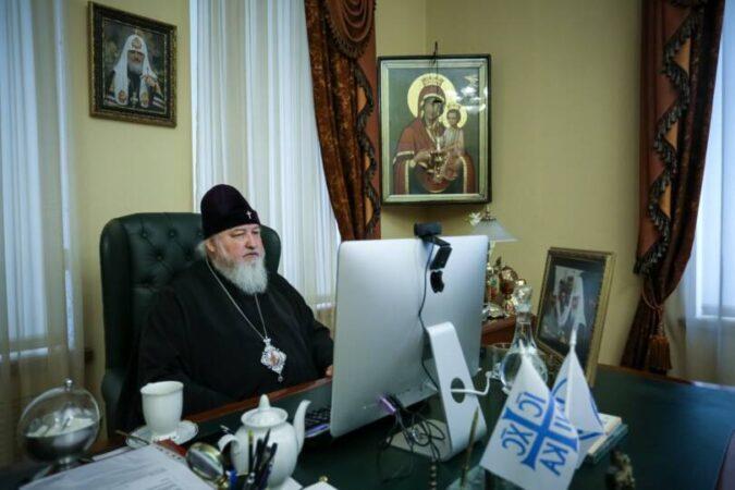 Митрополит Кирилл принял участие в первом заседании Организационного комитета XXX Международных Рождественских образовательных чтений