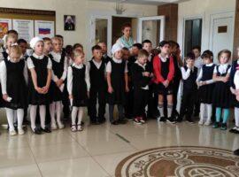 В православной гимназии отметили праздник Рождества Богородицы