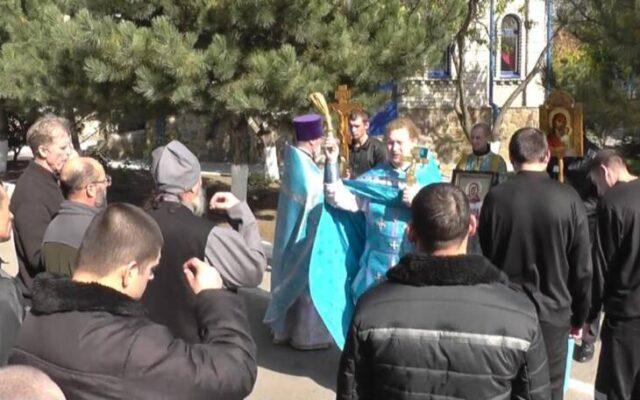 Неделя молитвы о лицах, содержащихся под стражей, проходит в храмах Ставропольской митрополии