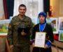 Казачка Архиерейского казачьего конвоя стала победителем конкурса детского и молодежного творчества