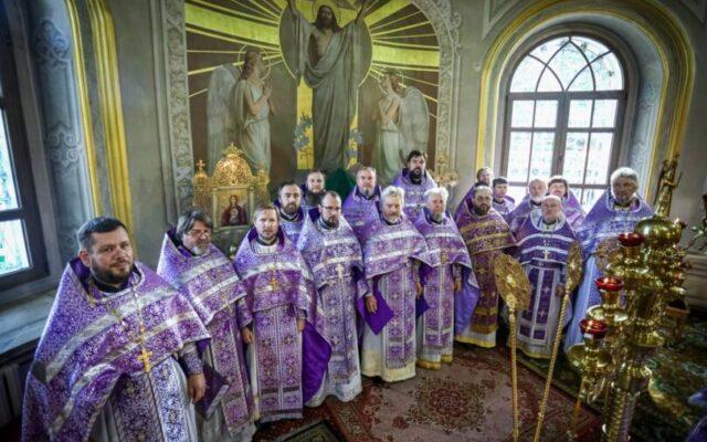 Священники Ставропольской епархии проходят курсы повышения квалификации